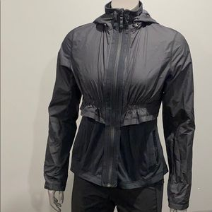 Lululemon Proactive Jacket Black 2 in 1.